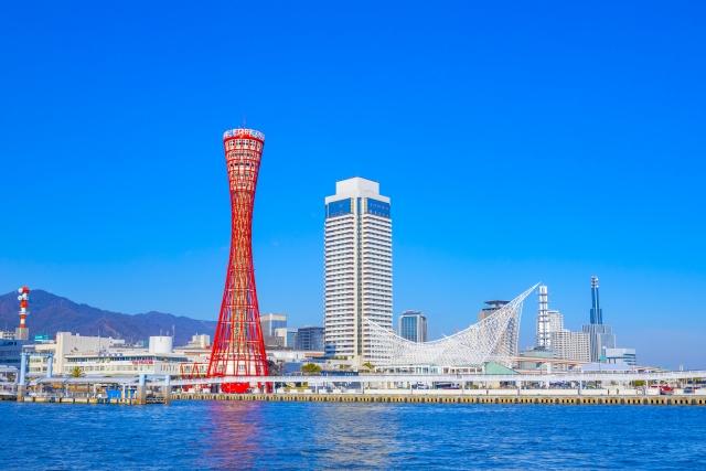 ウーバーイーツ神戸のエリアは・登録・注文方法・手数料について